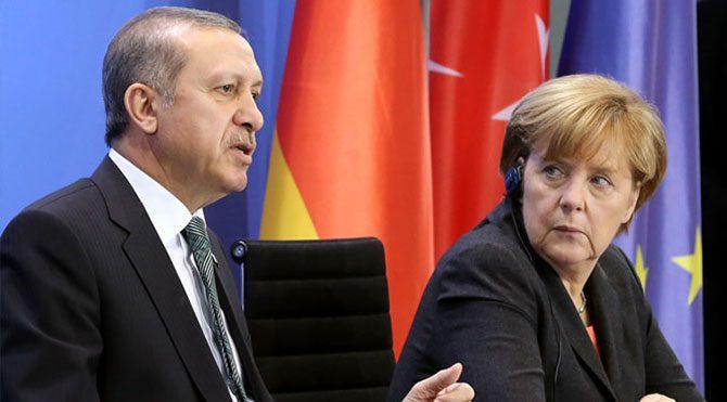 Merkel'den PKK açıklaması