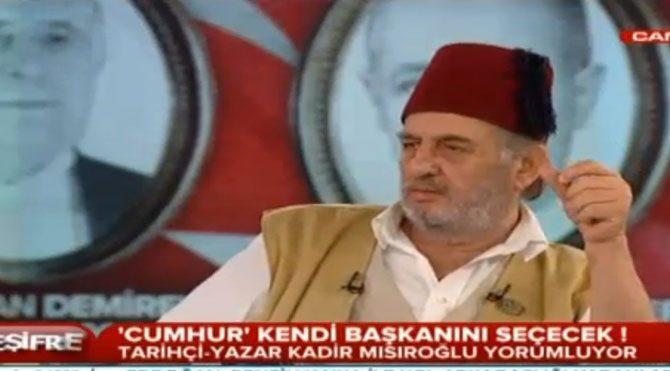 Erdoğan'a oy, imanın gereği!