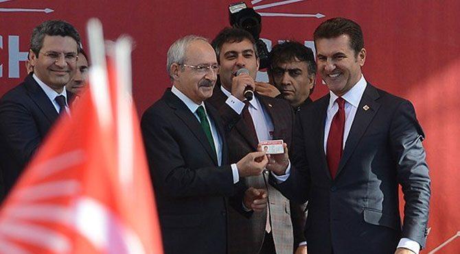 Mustafa Sarıgül yönetime giriyor