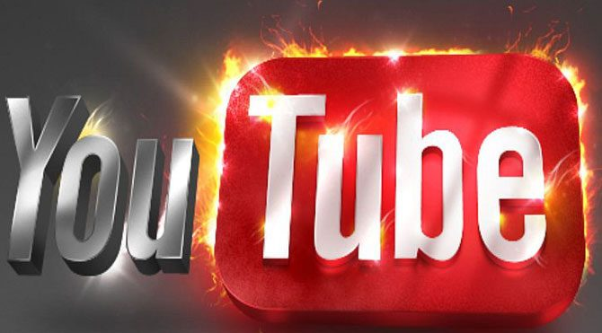 YouTube'un yeni rekortmeni!