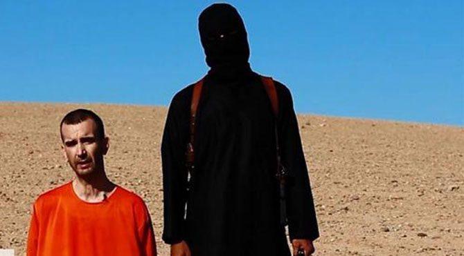 IŞİD'den bir infaz daha