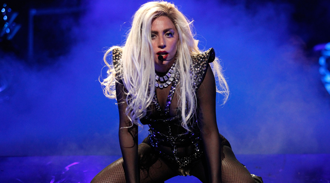 İstanbul'da Lady Gaga fırtınası!