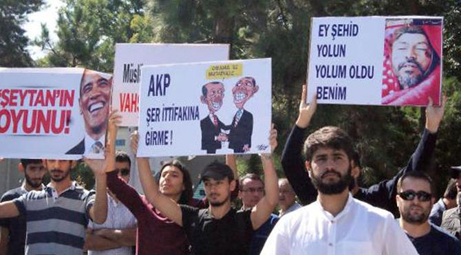 Erdoğan'a 'IŞİD Bahane' tepkisi
