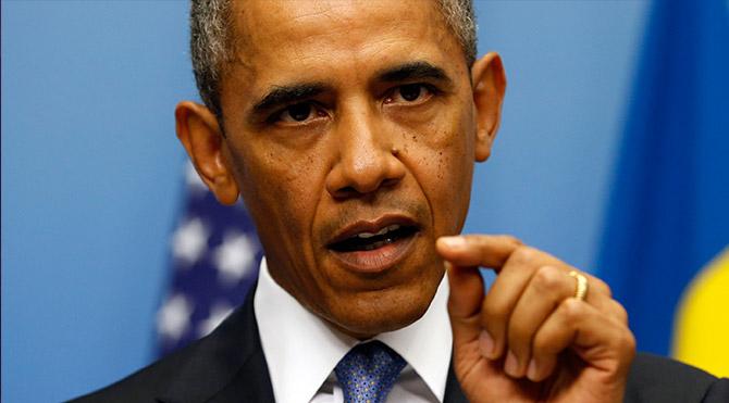 Obama'dan Esad'a jet yanıt: Sizi vururuz