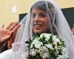 Clooney'den önce eski sevgilisi evlendi