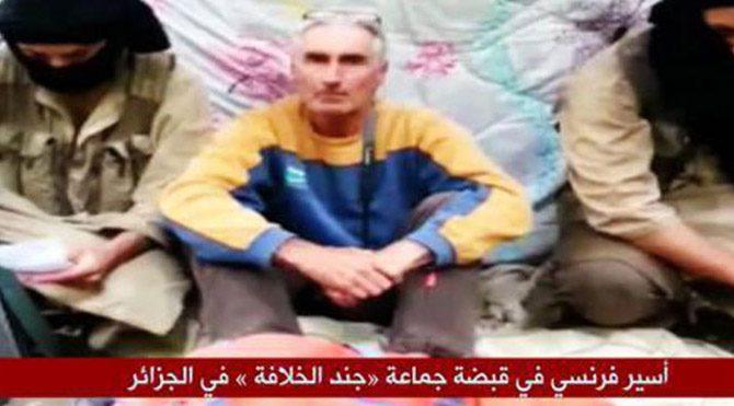 Fransız vatandaşı Cezayir'de kaçırıldı