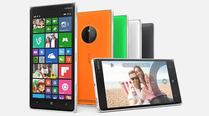 İşte Microsoft Lumia 830