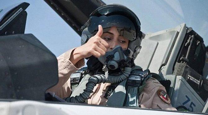 IŞİD'le savaşan kadın pilotu ailesi reddetti