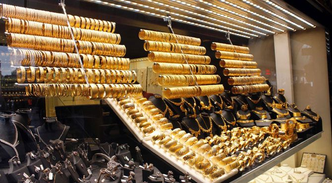 Altın fiyatları – 26 Eylül 2014