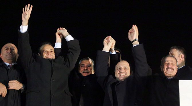4 CHP'li, 4 bakanı paylaştı