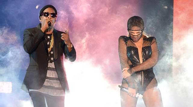 Beyonce ve Jay-Z'nin programı izlenmedi