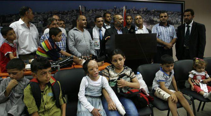 İsrail 500 çocuk öldürmüş