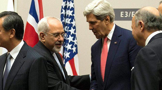 Kerry ile Zarif New York'ta görüştü