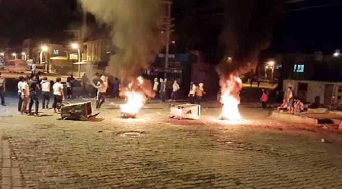 Ceylanpınar'da IŞİD gerginliği