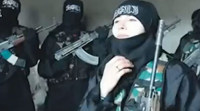 Cihatçı Mamalar IŞİD genelevleri işletiyor
