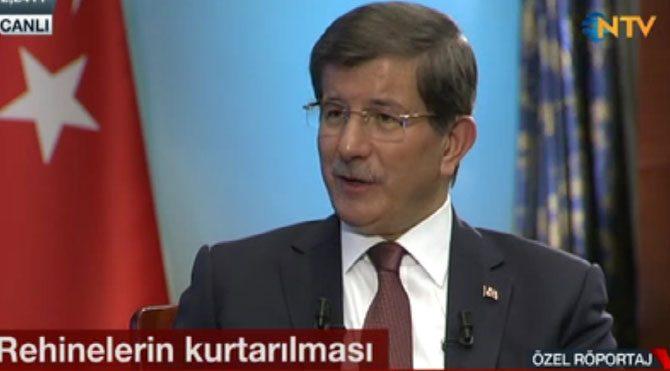 Davutoğlu'ndan Musul açıklaması!