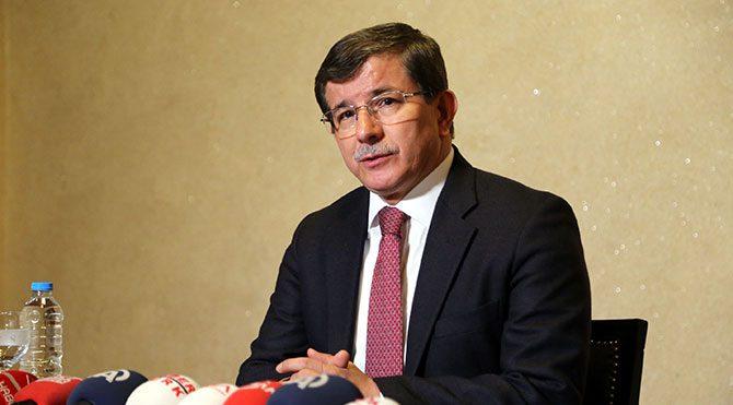 Davutoğlu'ndan Kılıçdaroğlu'na mektup yanıtı