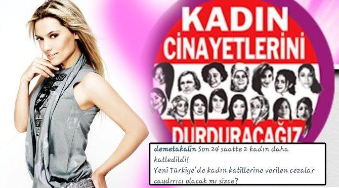 Demet Akalın'dan yeni Türkiye sorusu
