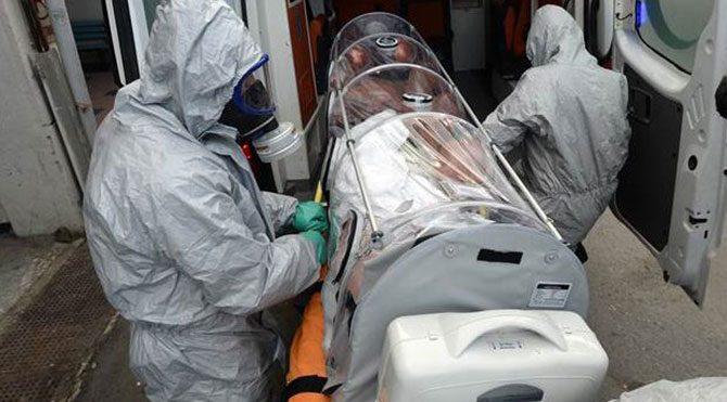 İstanbul'da ebola alarmı!