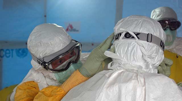 IMF'den Ebola için 130 milyon dolarlık yardım
