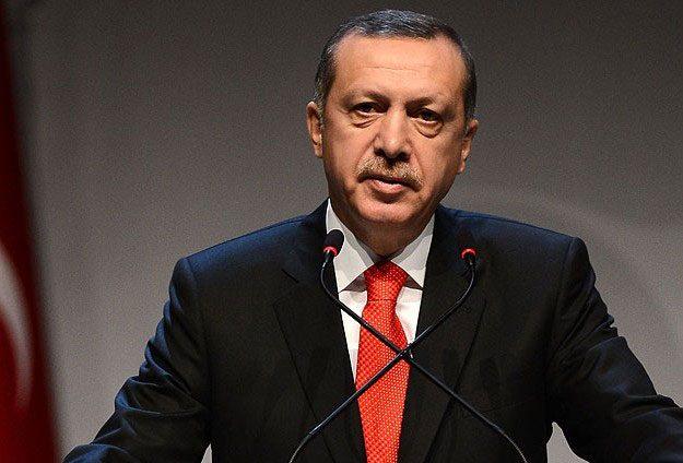 Erdoğan'ı kızdıran haber!