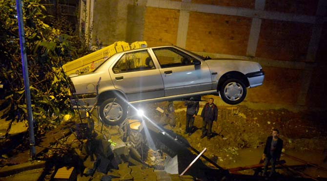 İstanbul fırtına kâbusu