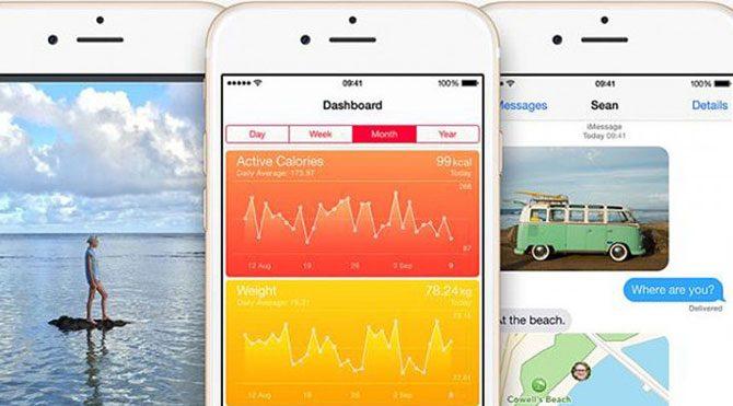 iOS 8 yüzde 40'ına yüklendi