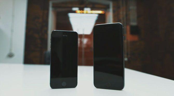 iPhone 6 için sürpriz video!