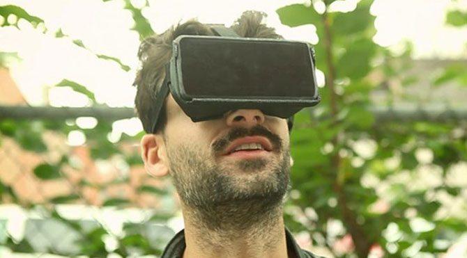 iPhone ve iPad için sanal gerçeklik