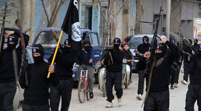 IŞİD ile mücadelede Türkiye yok