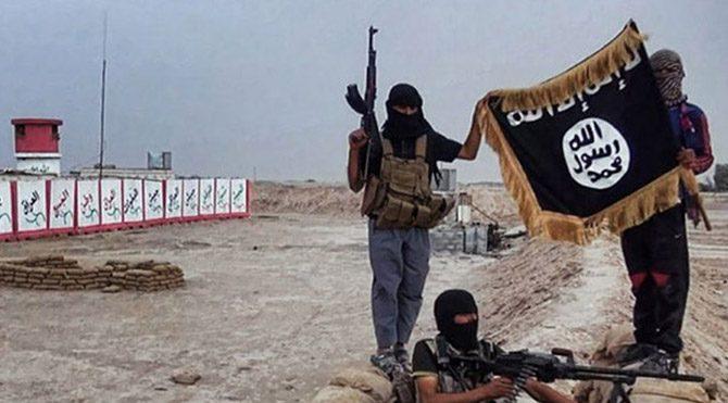 Kobani'deki IŞİD güçlerine hava saldırısı