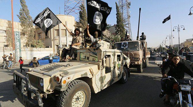 'Pasifik'ten bin kişi IŞİD'e katıldı'