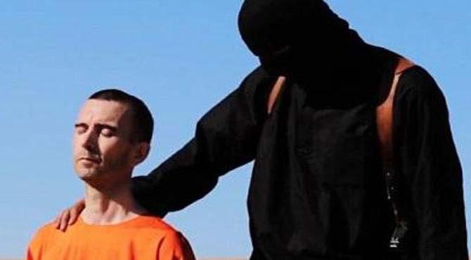 IŞİD celladının kimliği belirlendi
