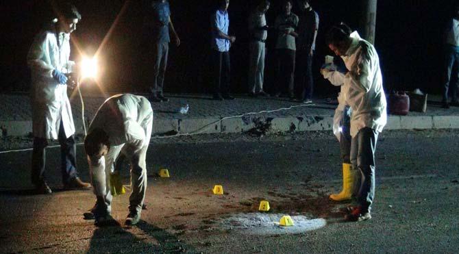 IŞİD'ın bombaları Nusaybin'e düştü