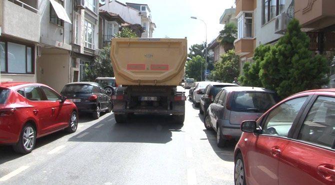 İstanbul'da sıradan bir gün!