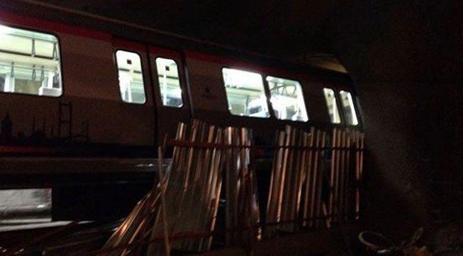 Metro kazasıyla ilgili korkutan detay