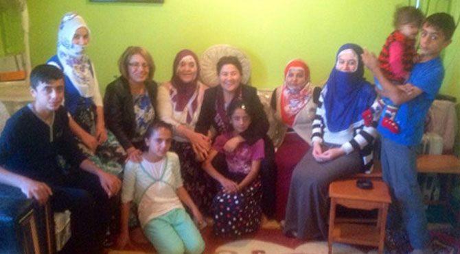 CHP Kadın Kolları doğu illerinde