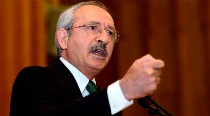 Kılıçdaroğlu'ndan 'Tezkere' açıklaması