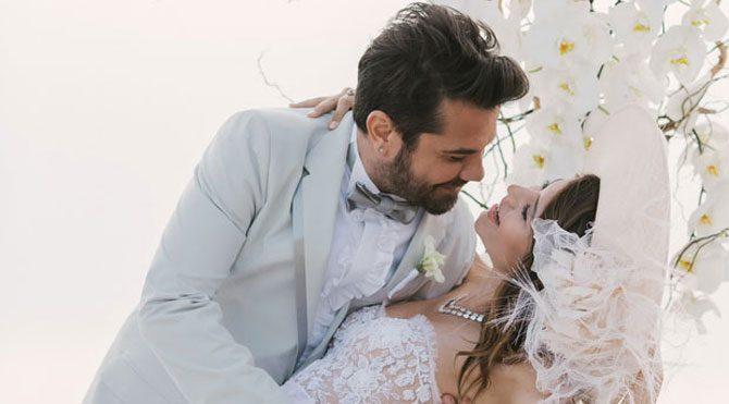 Düğünümüzün ilham verdiği…