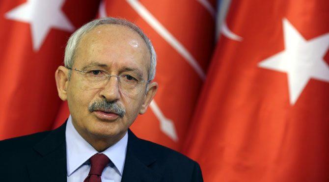 Kılıçdaroğlu'ndan Davutoğlu'na açık mektup!
