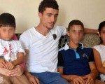 Anne kaçtı, baba öldü…