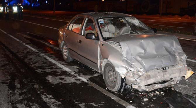 Konya'da kaza: 10 yaralı