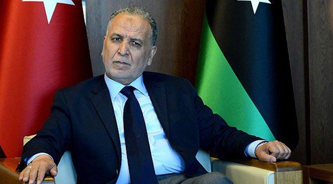 Libya Büyükelçisi'nden açıklama var
