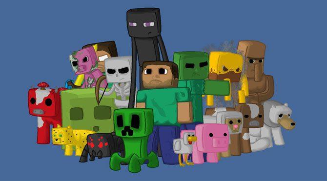 Minecraft'in keyfini çıkarın