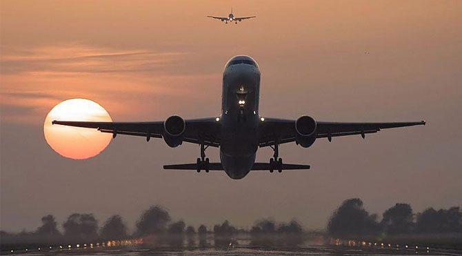Uçaklarda telefonlar artık serbest!