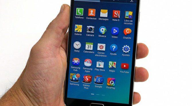 Samsung'un Note 4'ünde sorun var!