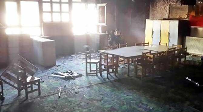 5 okula bombalı saldırı!