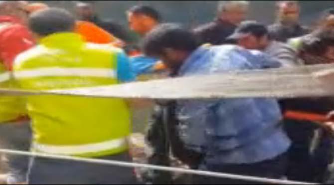Ovit Tüneli'nde kaza: 1 işçi öldü