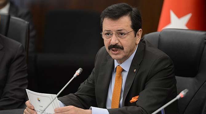 Rıfat Hisarcıklıoğlu, DEİK yönetiminden istifa etti