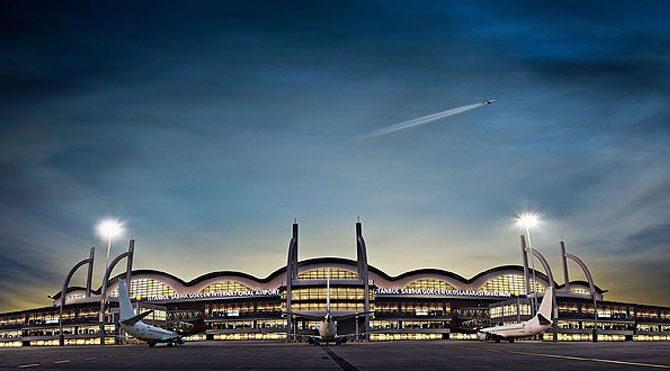 TAV Sabiha Gökçen Havalimanı'na ortak oldu